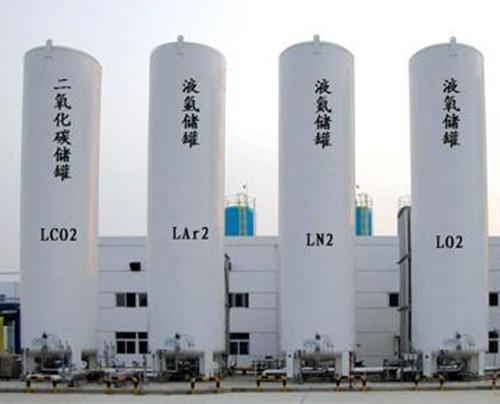 二氧化碳储罐的特点与性能