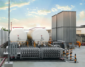 LNG天然气调压计量撬的工艺特点
