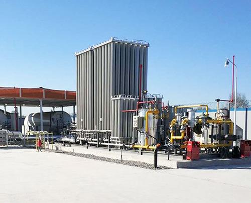 煤改气设备
