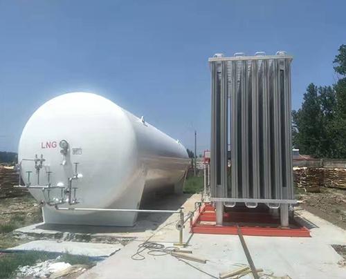 小型LNG点供设备