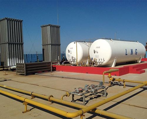 天然气点供设备