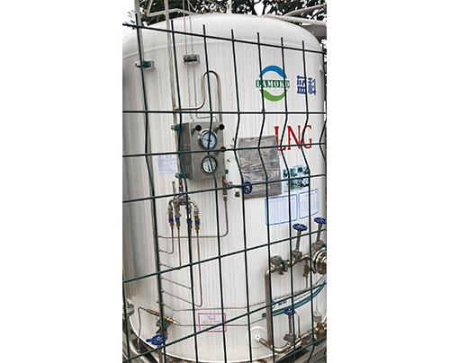 工业气体储罐