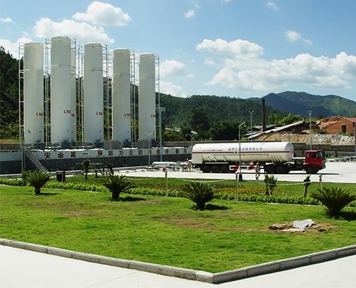 河北LNG气化站