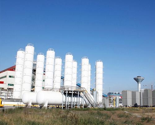 北京工业气体气化站