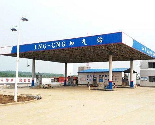 昆山L-CNG加气站