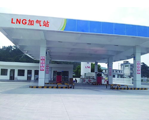 北京LNG加气站