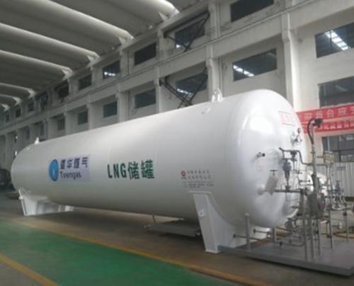 LNG 卧式贮罐
