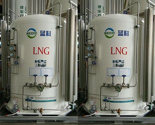 河北LNG贮罐
