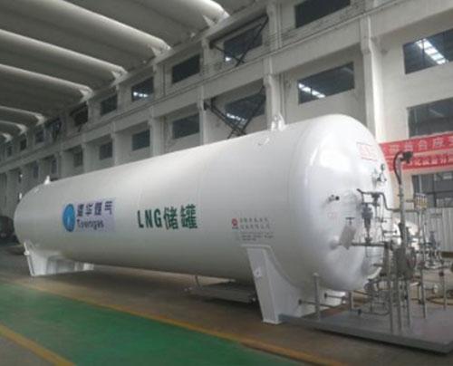 LNG卧式储罐