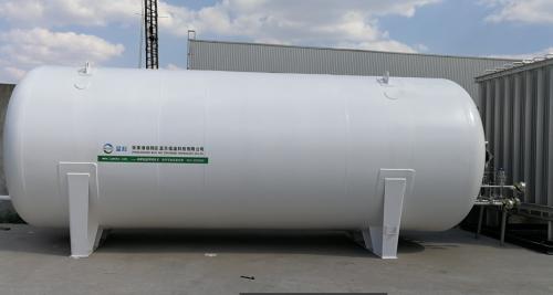大型LNG储罐