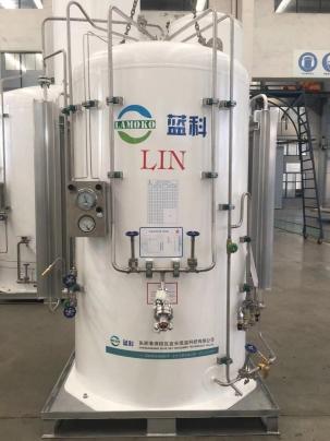 液态氮气储罐