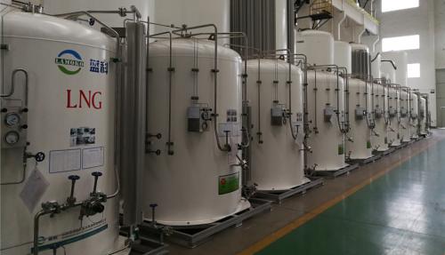 液氮储罐厂家