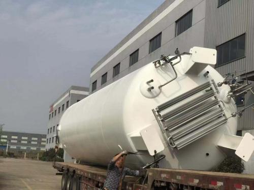 北京液氮储罐