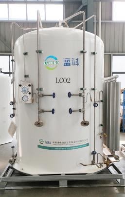 上海二氧化碳储罐